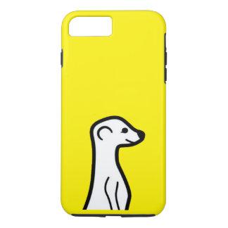Meerkat 6+ iPhone 8 plus/7 plus hülle