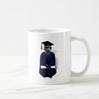Meerkat Absolvent Kaffeetasse