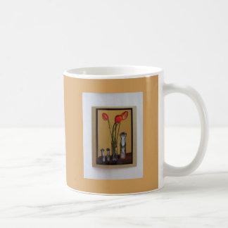 Meerkat Familie Kaffeetasse