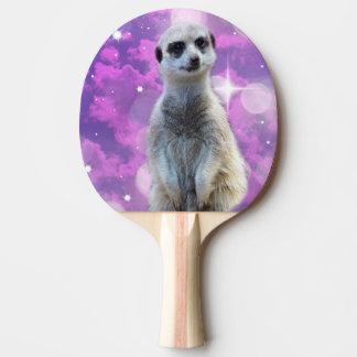 Meerkat Glitzer-Bombe, Tischtennis Schläger