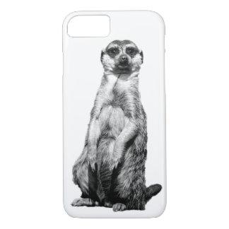 Meerkat kundenspezifischer iPhone 7 Fall iPhone 8/7 Hülle