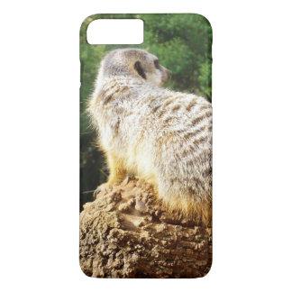 Meerkat mit hohen Ansichten, iPhone 8 Plus/7 Plus Hülle
