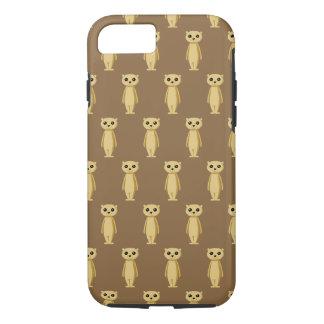 Meerkat Muster iPhone 8/7 Hülle