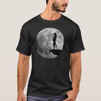 meerkat suricat erdmännchen mond Mond T-Shirt