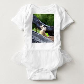 Meerkats Baby Strampler