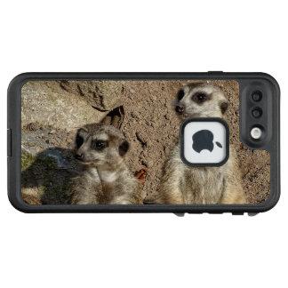 Meerkats LifeProof FRÄ' iPhone 8 Plus/7 Plus Hülle