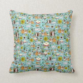 Meerschweinchen-Liebhaber-Kissen Kissen