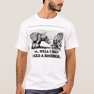 Mega- Beuteltiere, he was Sie mich snifing, WOHL… T-Shirt