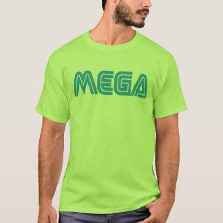Mega- - Grün T-Shirt