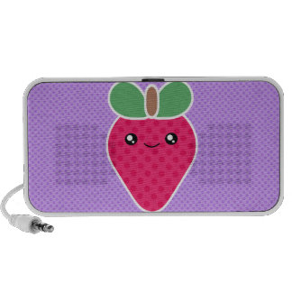 Mega- Kawaii niedlicher ErdbeerLautsprecher Mini Speaker