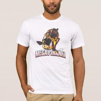 Mega- Piranha-Shirt - verblaßt T-Shirt