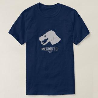 MEGABITE Dunkelheits-T - Shirt