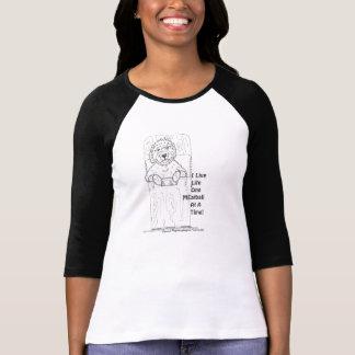MegaE Gekritzel T-Shirt