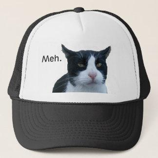 """""""Meh"""" Katze Truckerkappe"""