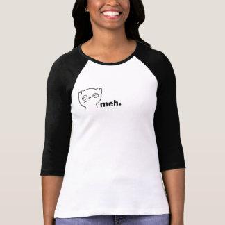 Meh Katzen-T-Shirt T-Shirt