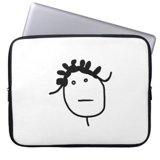 meh LAPTOP-HÜLSE, lustige LAPTOP-HÜLSE Laptopschutzhülle