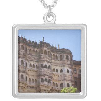 Meherangarh, das majestätische Fort, Jodhpur, Versilberte Kette
