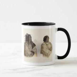 Mehkskeme-Sukahs, Blackfoot Leiter und Tasse