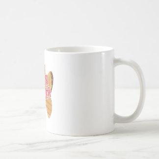 Mehl-Power Kaffeetasse