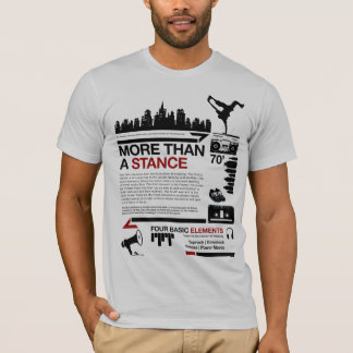 Mehr als eine Position T-Shirt