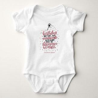 Mehr als Geschenke u. Kuchen Onseie Baby Strampler