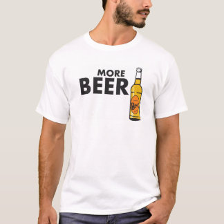 Mehr Bier-Logo T-Shirt