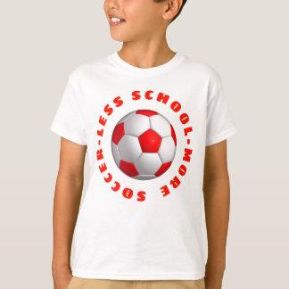 Mehr Fußball T-Shirt