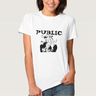 Mehr Öffentlichkeit! Hemd