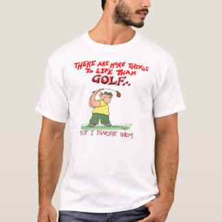 Mehr Sachegolf T-Shirt