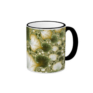Mehratomig - Fraktal-Tasse Ringer Tasse