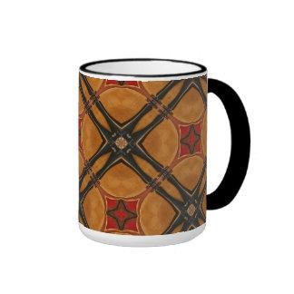 Mehrfache abstrakte entworfene Produkte Ringer Tasse