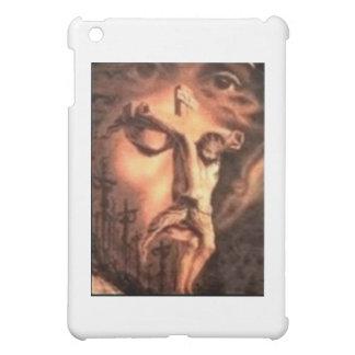 MEHRFACHE GESICHTER von JESUS iPad Mini Hülle