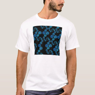 Mehrfache Hexagone T-Shirt