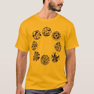 Mehrfacher Intelligenz-Symbol-Erwachsen-T - Shirt