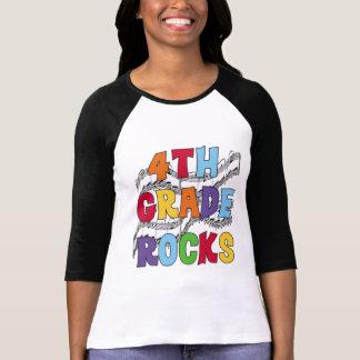 Mehrfarben4. Grad schaukelt T-Shirts und Geschenke
