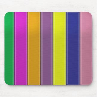 Mehrfarben-SPEKTRUM - elegante coole Energie Mousepads