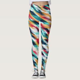 Mehrfarbig Leggings