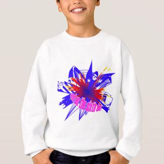 Mehrfarbige Manchester-Explosion Sweatshirt