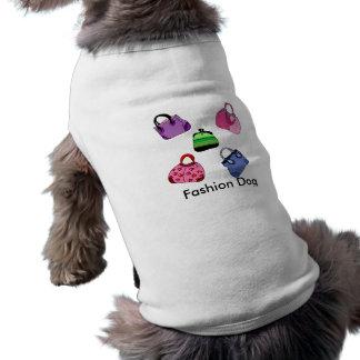 Mehrfarbige Mode sackt Illustration ein Shirt