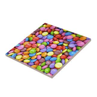 Mehrfarbige Süßigkeit Keramikfliese