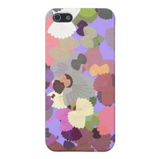 Mehrfarbiger Bogen-Entwurf iPhone 5 Etui