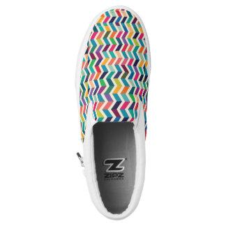 Mehrfarbiger Joyful slips - Slip-On Sneaker