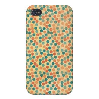 Mehrfarbiger Speck-Kasten iPhone 4 Schutzhülle