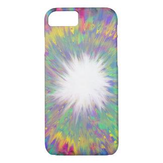 Mehrfarbiger Stern-abstrakter iPhone 8/7 Hülle