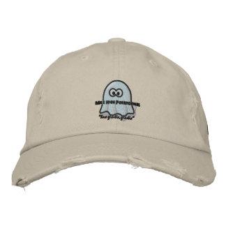 Meile hoher Parnaormal Ghostie Logo-Hut Bestickte Baseballmützen