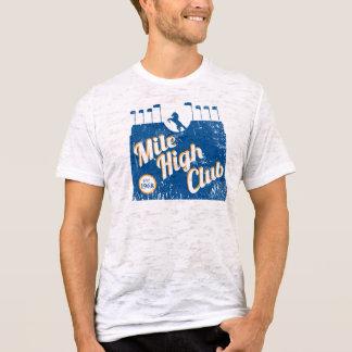 Meilen-hoher Verein T-Shirt