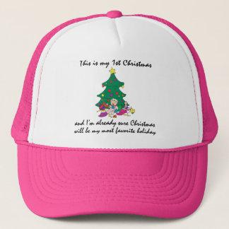 Mein 1. Weihnachtsgeschenk Truckerkappe