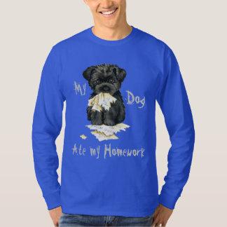 Mein Affenpinscher aß meine Hausaufgaben T-Shirt