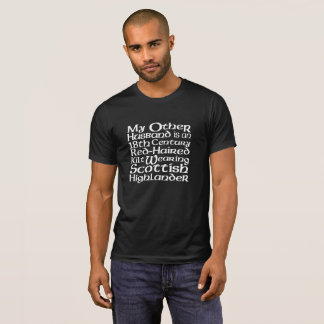 Mein anderer Ehemann - Hochländer T-Shirt