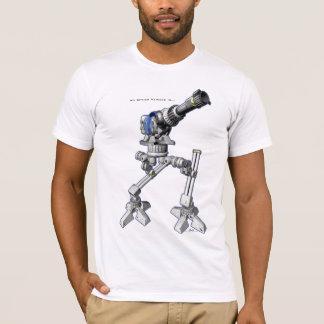 Mein anderes Fahrzeug ist… ein Kampf-Roboter T-Shirt